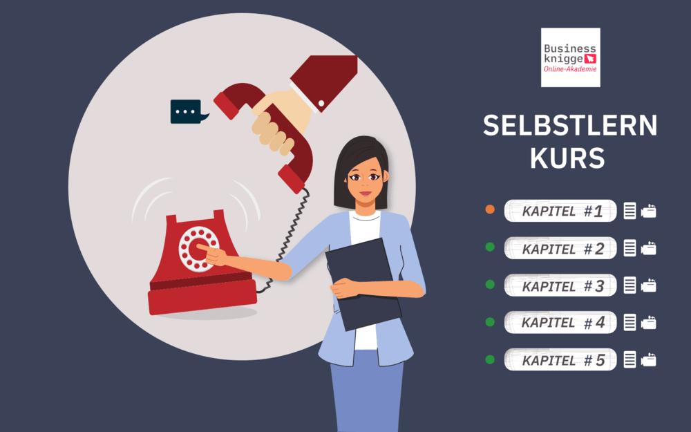 "Onlinekurs ""Mehr Erfolg am Telefon"""