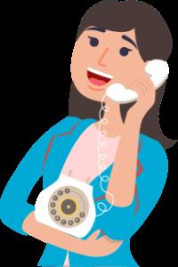 Registrieren Online-Kurs Erfolgreich am Telefon